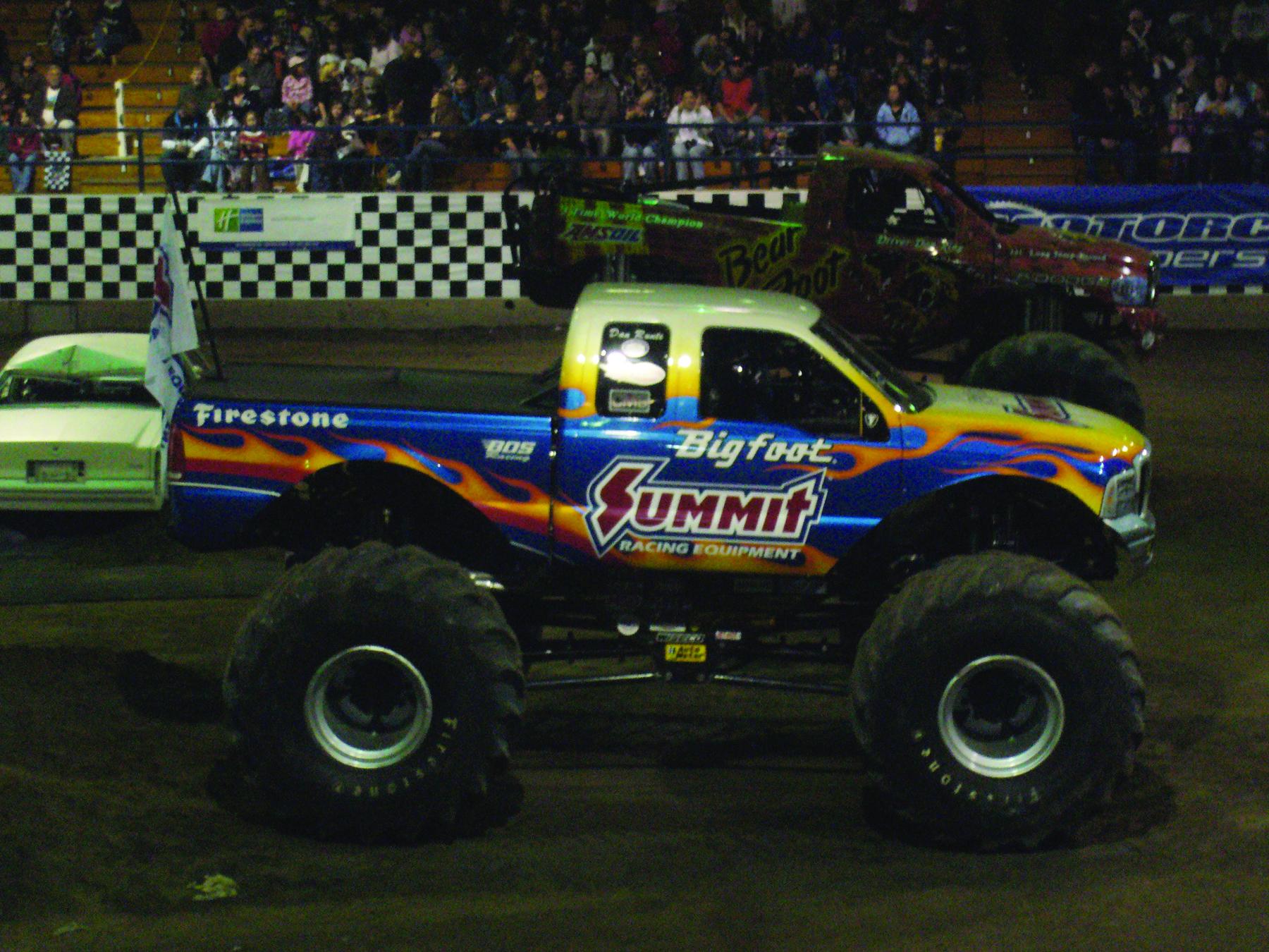 Photo of Bigfoot Monster Truck