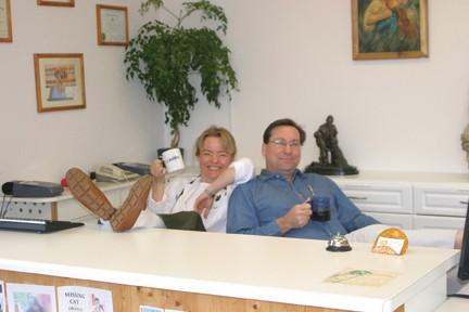 Photo of Anette & John