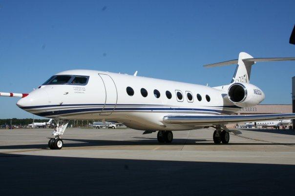 Photo of Gulfstream III