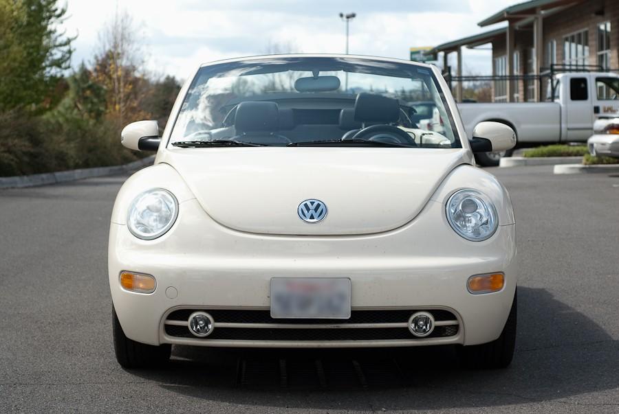 Photo of New Beetle Convertible