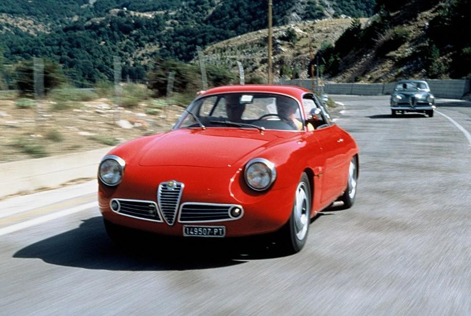 Photo of 1959 Alfa Romeo Giulietta Sprint Type 101