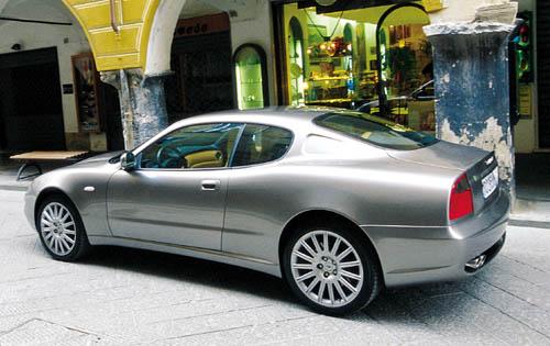 Photo of Maserati Coupe