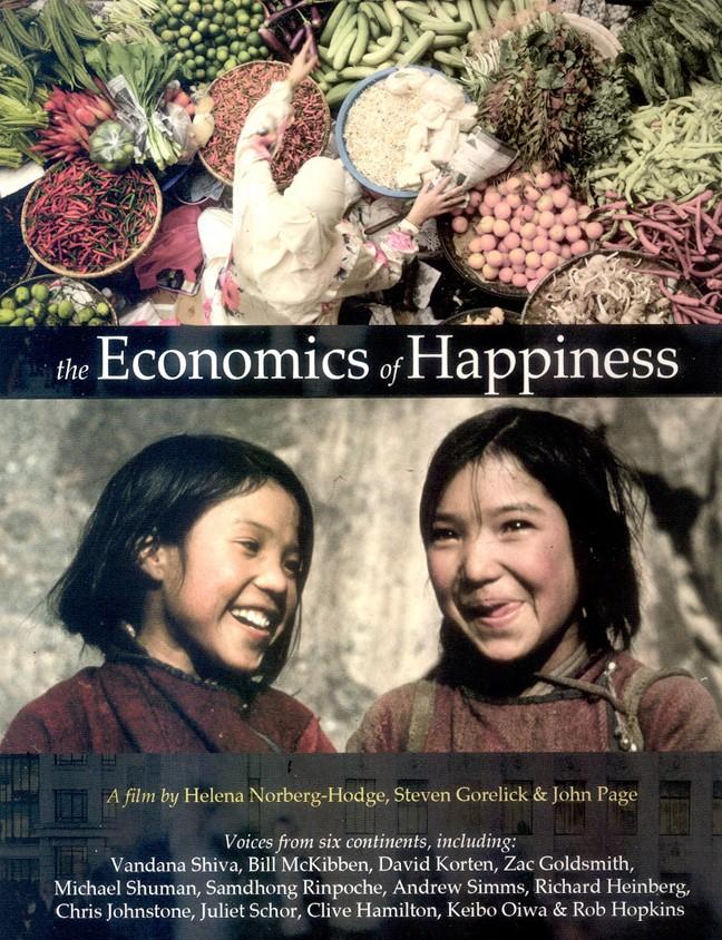 Photo of The Economics of Happiness