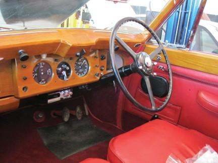 Photo of 1949 Bentley Mark VI/Hooper