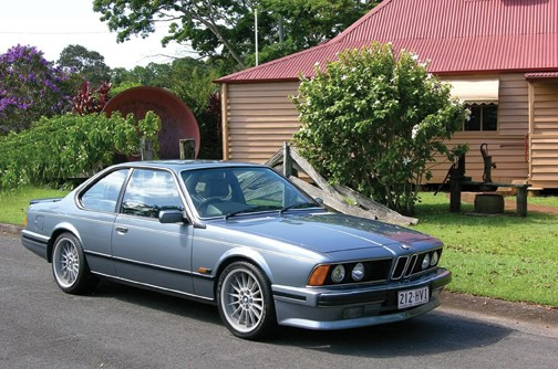 Photo of BMW 635CSi