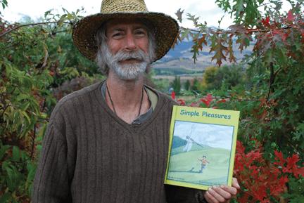 Photo of Myron Cretney – Author of Simple Pleasures