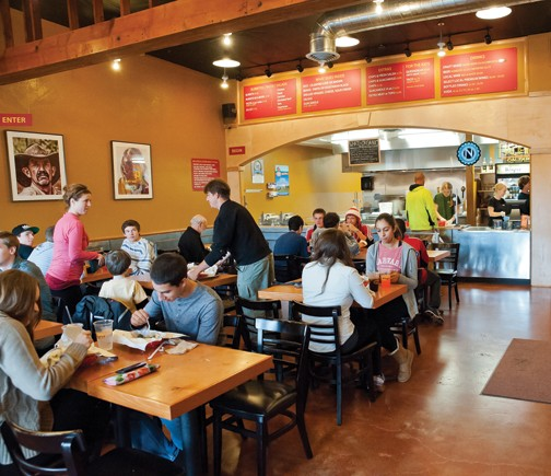 Photo of MILAGROS Home of Fresh, Healthy Mexican Cuisine