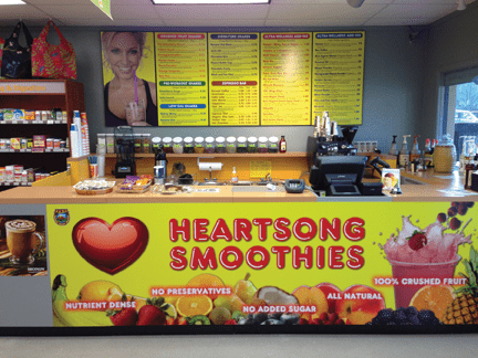 Photo of Heartsong Up to Now