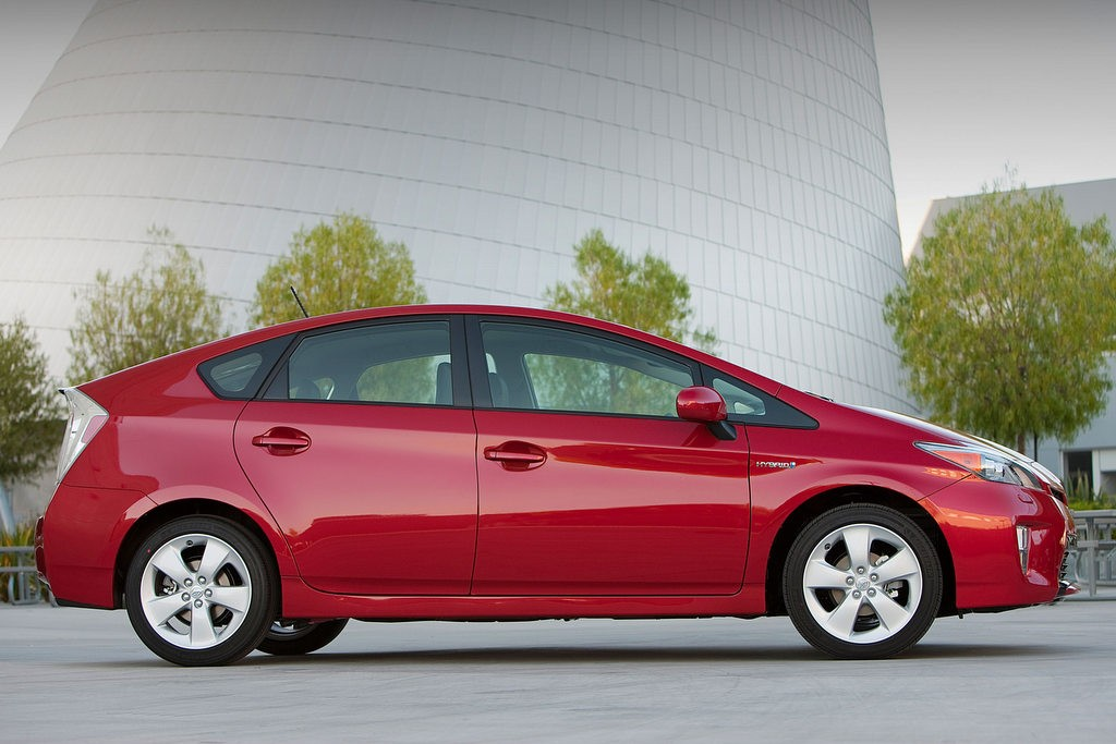 Photo of Toyota Prius