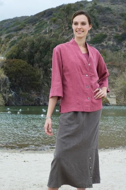 Photo of Rose Gerstner of Sympatico Clothing Company