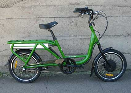 Photo of Ashland Electric Bikes:  In Praise of the Road Diet