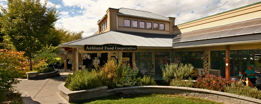 Photo of New Marketing and Education Manager for the Ashland Food Co-op