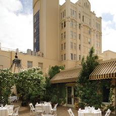Ashland Springs Hotel Gardens