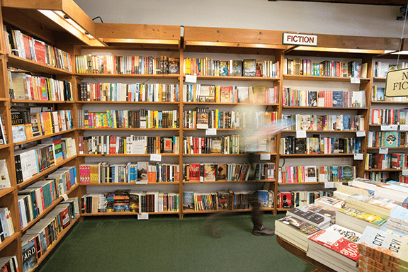 Photo of Bloomsbury Books: The place where reality and imagination merge…