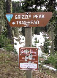 Photo of Grizzly Peak Trail