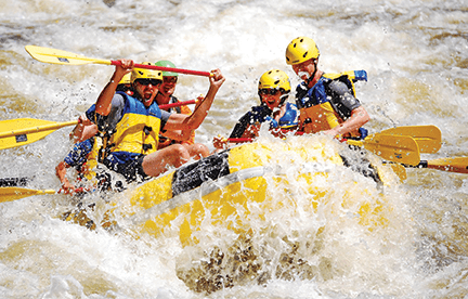 Photo of Tales from the Rafting Center
