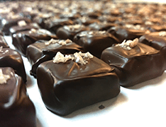Photo of Whiskey Caramels, Sauce, and Truffles