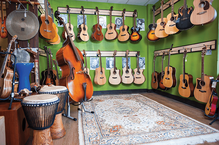 Photo of Hilltop Music Shop- Instruments With Soul