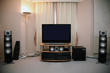 Photo of Josh Sommers, Audio and Video Solutions