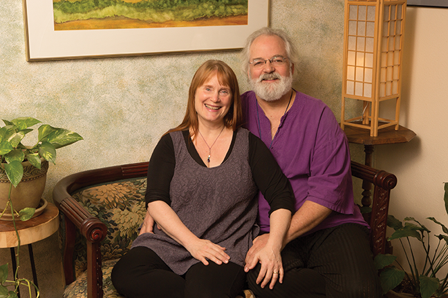 Photo of Janie Chandler & Joseph Micketti, Celebrating 30 Years in Business and in Life!