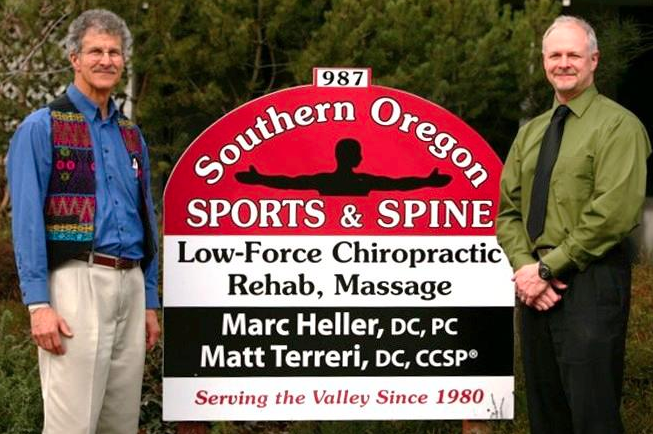 Photo of Southern Oregon Sports & Spine Reopening