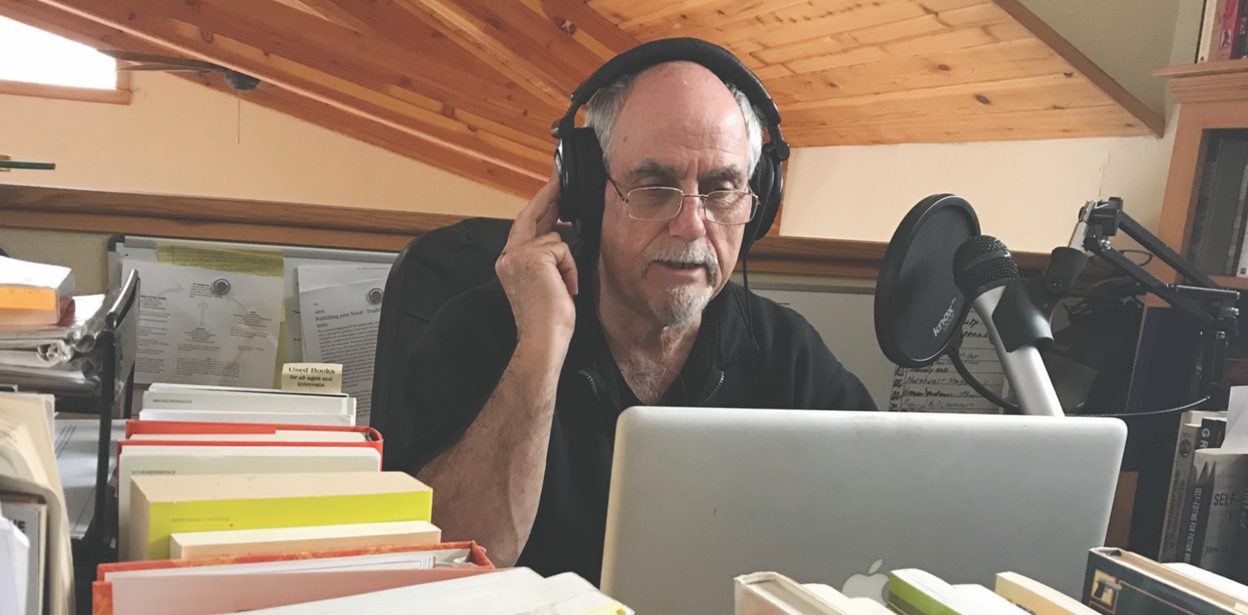 Photo of Sharing a Passion for Writing Fiction – Kit Crumb  Fiction Writer's Coach