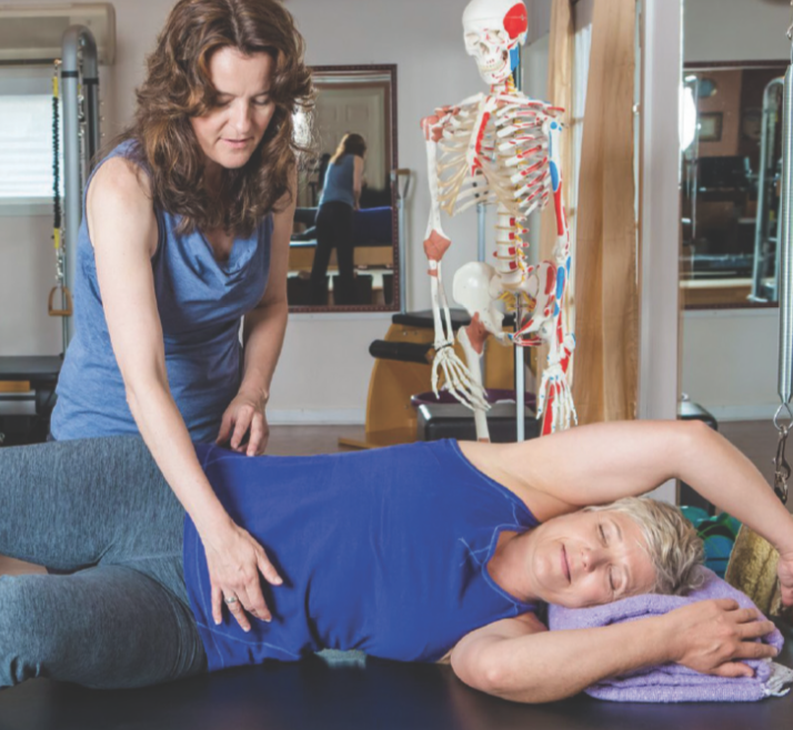 Photo of Posturally Restorative Pilates Asymmetrical Exercise Makes All the Difference