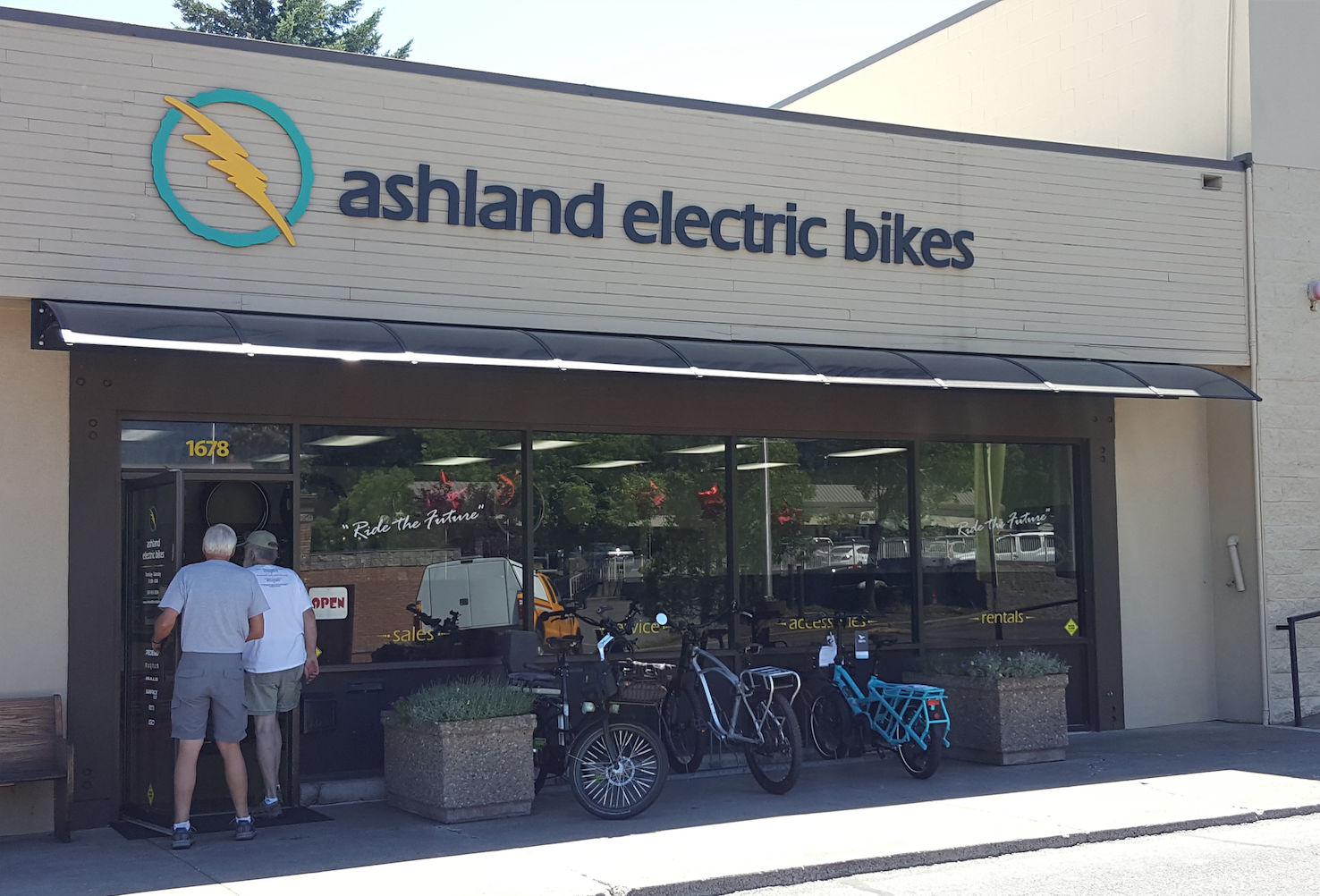 Photo of Ashland Electric Bikes It's Time To Ride