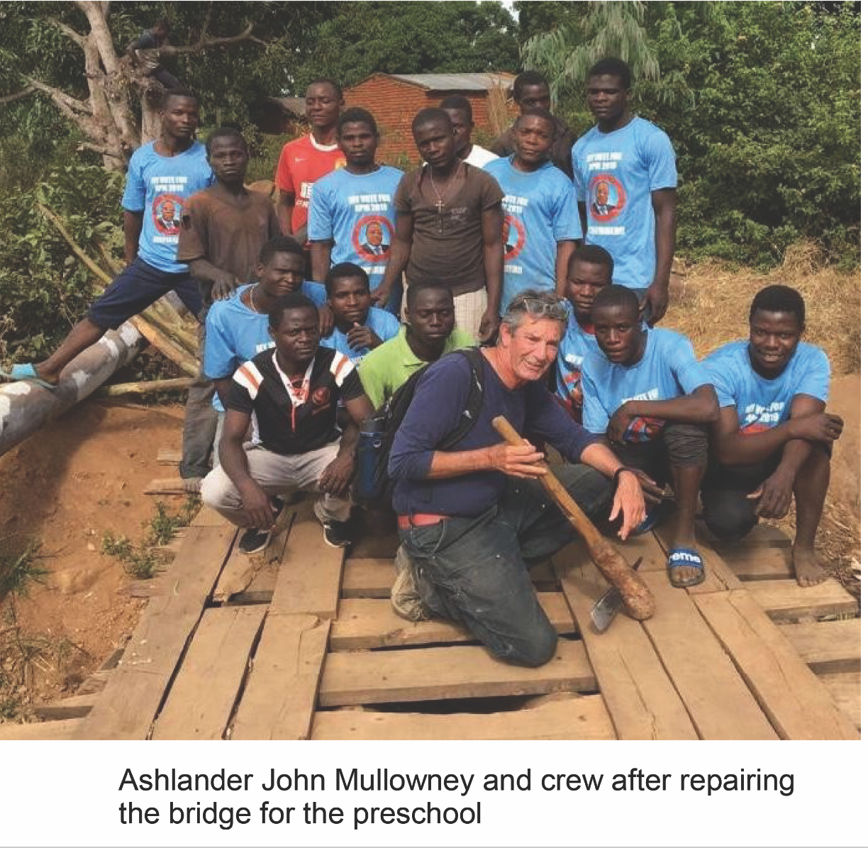 Photo of Dan Shulters Steps4Malawi – 2019 Wrap Up