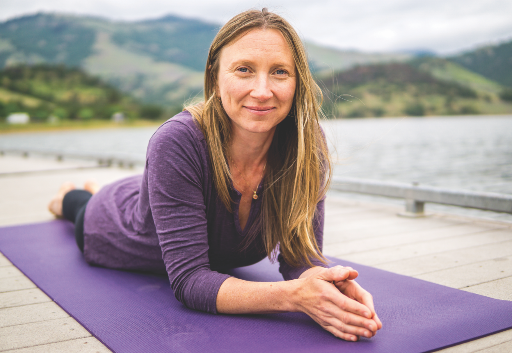 Photo of Abigail Hatfield – Anjali Yoga Therapy & Mindful Yoga for Chronic Pain
