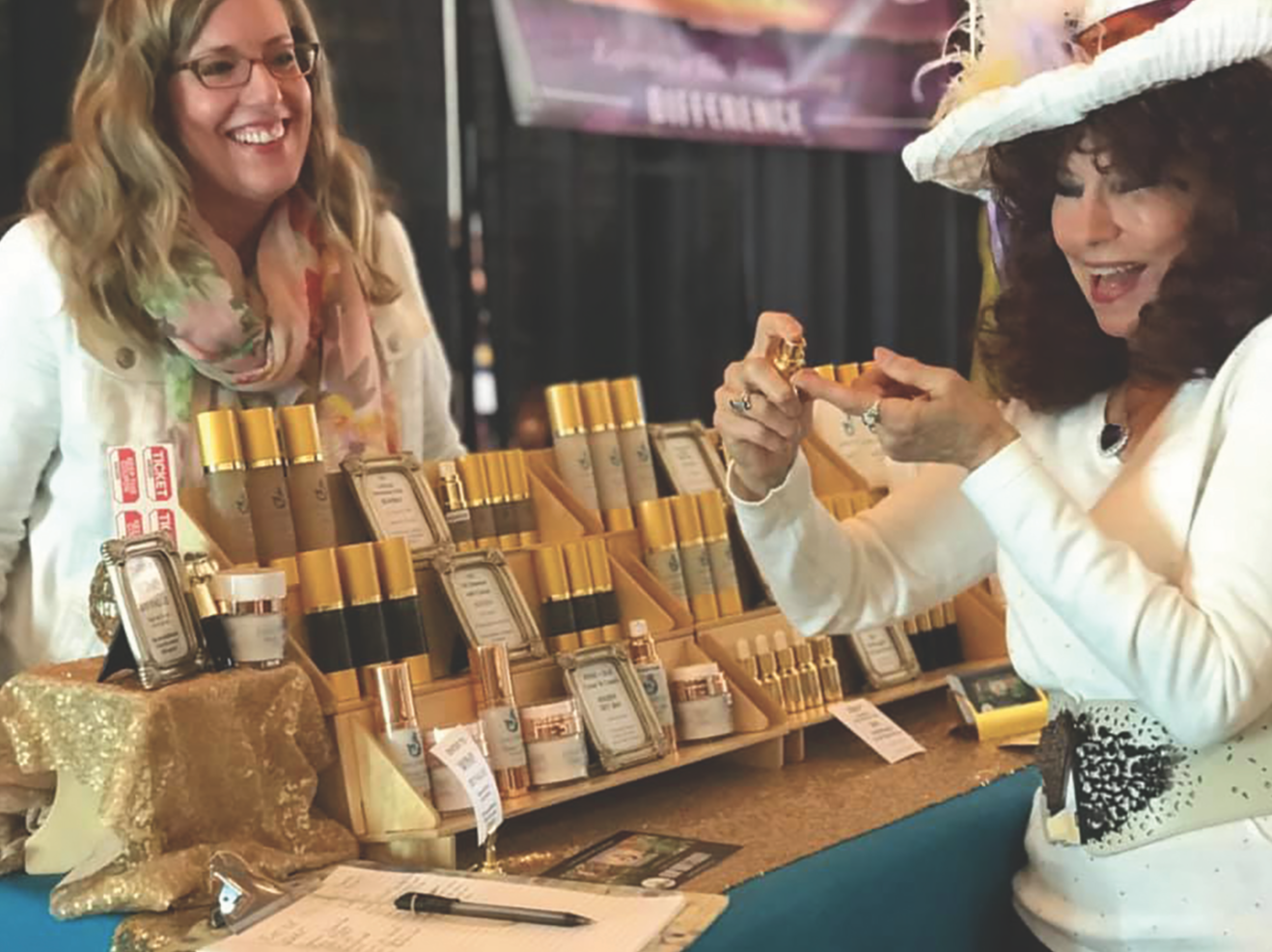 Photo of Conscious Living Fair – Saturday, April 4, 2020