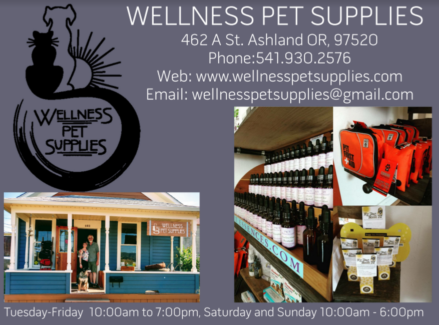 Introducing: Wellness Pet Supplies All Natural Pet Supplies