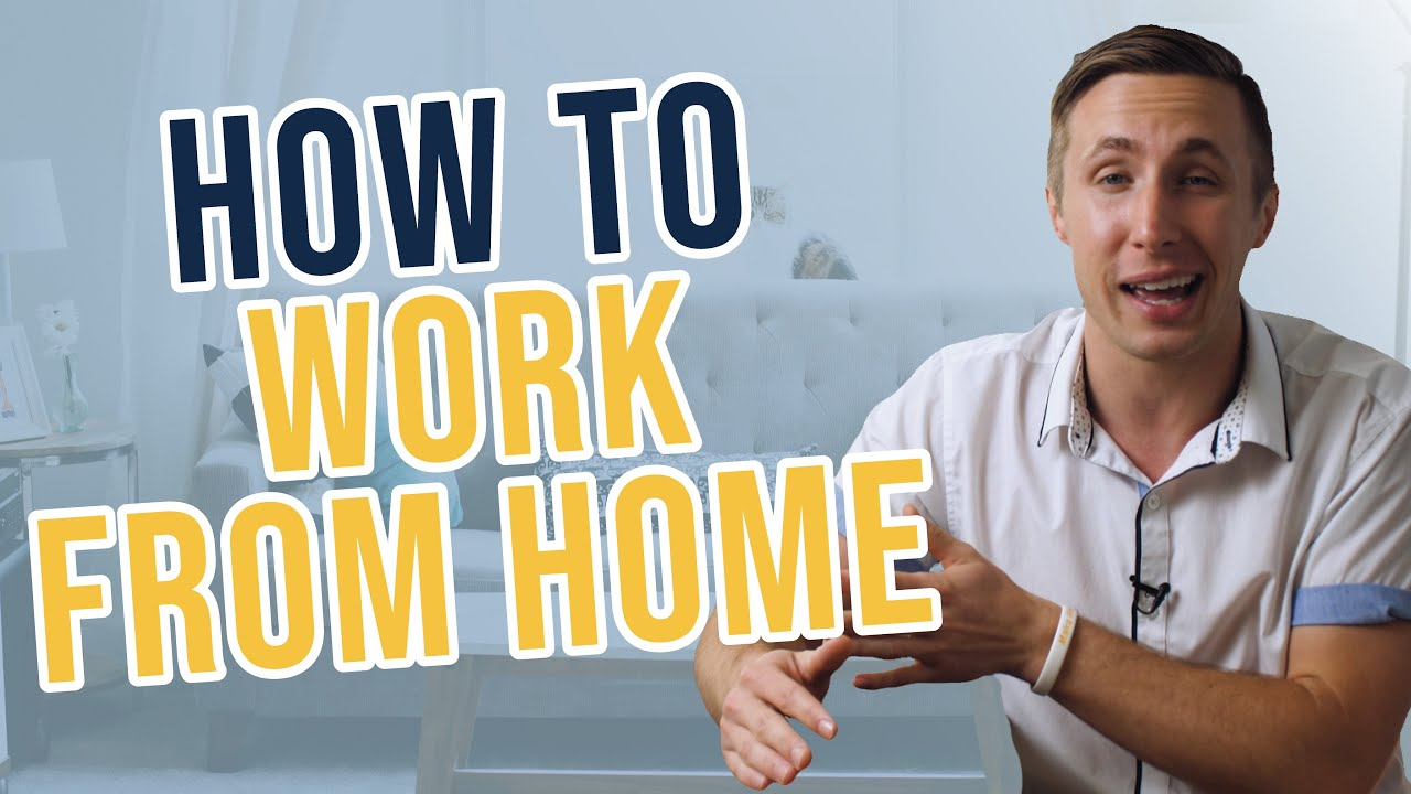 Photo of How To Work From Home Successfully (Habits, Handling Distraction