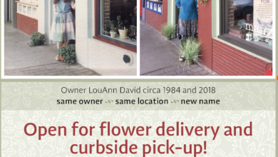 Photo of Open for Delivery and Curbside Pickup